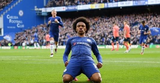 Willian: ''Đó là lý do đến cuối cùng tôi rời Chelsea'' | Bóng Đá