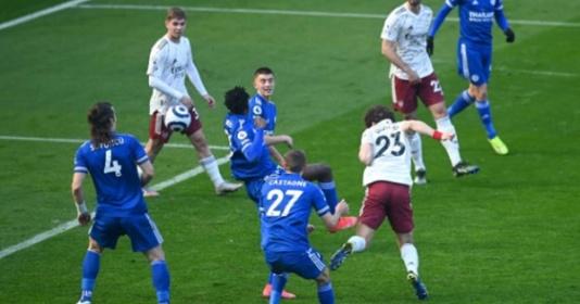 5 điểm nhấn Leicester 1-3 Arsenal: Ngày của kép phụ...