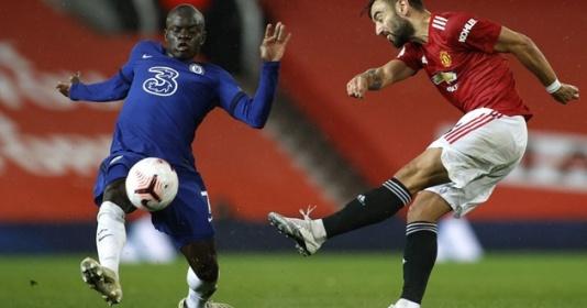 TRỰC TIẾP Chelsea 0-0 Man Utd: VAR ''cứu'' Callum Hudson-Odoi | Bóng Đá
