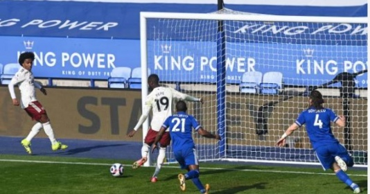 TRỰC TIẾP Leicester City vs Arsenal | Bóng Đá