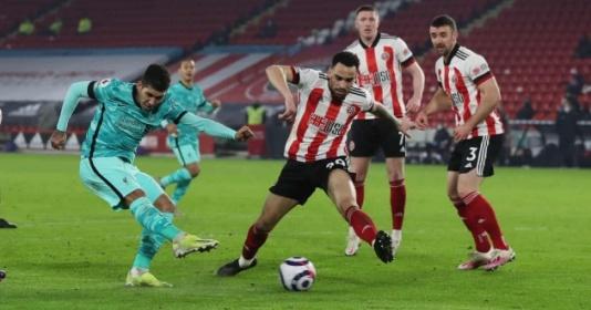5 điểm nhấn Sheffield 0-2 Liverpool: Firmino tinh quái | Bóng Đá