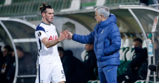 Bale tỏa sáng, Mourinho bất ngờ báo tin dữ khiến CĐV Spurs lo lắng | Bóng Đá