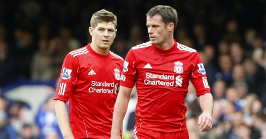 Jamie Carragher không muốn Steven Gerrard dẫn dắt Liverpool | Bóng Đá