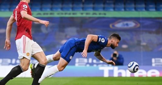 TRỰC TIẾP Chelsea 0-0 Man Utd (H2): Giroud rời sân, The Blues tất tay | Bóng Đá