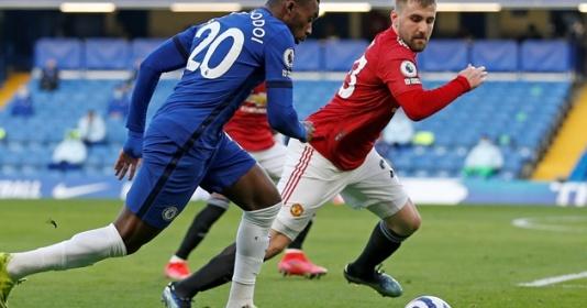 TRỰC TIẾP Chelsea 0-0 Man Utd (H2): Hudson-Odoi rời sân | Bóng Đá