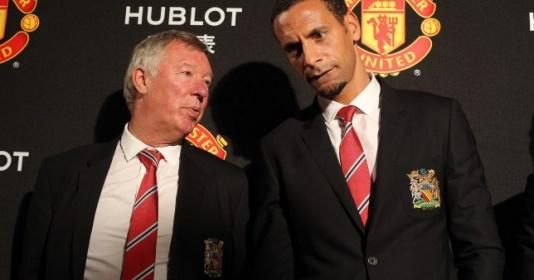 Rio Ferdinand từng mong muốn cái tên này thay thế Sir Alex   Bóng Đá
