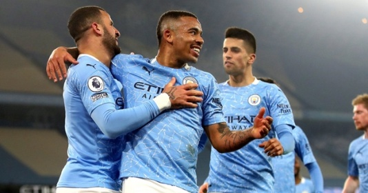 13 phút cuối kinh hoàng ở trận Man City 4-1 Wolves | Bóng Đá