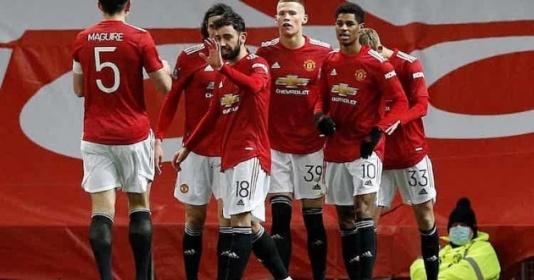 Đấu Crystal Palace, 3 mũi nhọn Man Utd sẵn sàng nổ súng | Bóng Đá