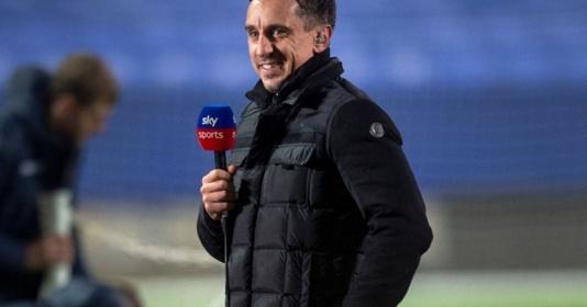 Gary Neville chỉ ra cái tên mâu thuẫn nhất tại Premier League | Bóng Đá