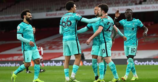 Thắng Arsenal, Liverpool đã sẵn sàng