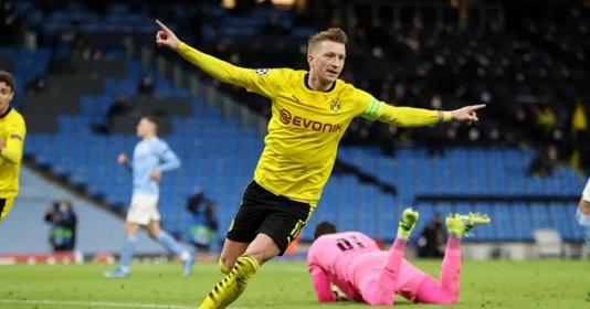 10 con số đặc biệt trận Man City 2-1 Dortmund: Huyền thoại Marco Reus   Bóng Đá