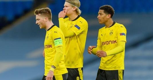 Dortmund đã mất oan 1 bàn thắng ở trận gặp Man City?   Bóng Đá