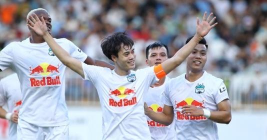 Công Phượng, Văn Toàn ghi mưa bàn, HAGL thắng nghẹt thở Nam Định | Bóng Đá