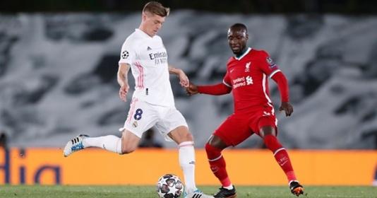 TRỰC TIẾP Liverpool vs Real Madrid: Không có phép màu tại Anfield?   Bóng Đá