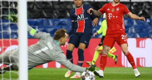 Đôi công nghẹt thở, Bayern rời Champions League trong cay đắng | Bóng Đá