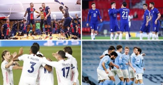 Lịch sử cất tiếng gọi, nhà vô địch Champions League đã lộ diện?   Bóng Đá