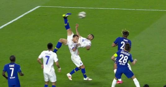 Siêu phẩm phút cuối, Chelsea ''run rẩy'' vào bán kết Champions League | Bóng Đá