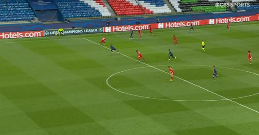 Trọng tài mắc sai lầm then chốt, ảnh hưởng cục diện trận PSG - Bayern | Bóng Đá