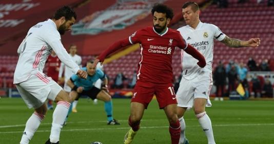 TRỰC TIẾP Liverpool vs Real Madrid: Không có phép màu tại Anfield? | Bóng Đá