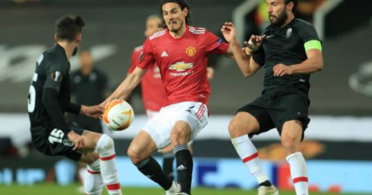 5 điểm nhấn Man Utd 2-0 Granada: El Matador tiếp mạch thăng hoa | Bóng Đá