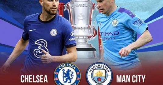 Bán kết FA Cup 2020/21: Chelsea - Manchester City   Bóng Đá