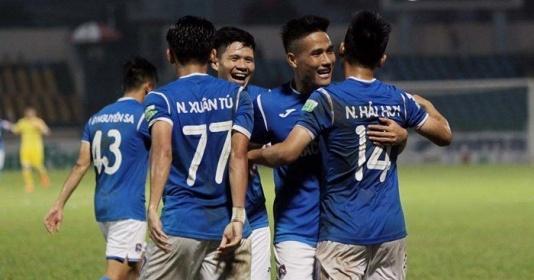 Cầu thủ Than Quảng Ninh nhận đủ 7 tháng lương trước thềm trận Viettel | Bóng Đá