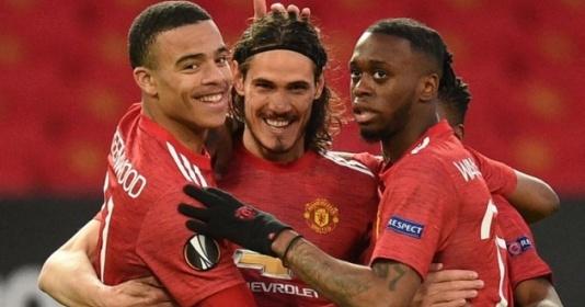 Edinson Cavani chứng tỏ rõ 2 điều hơn hẳn các tiền đạo Man Utd | Bóng Đá