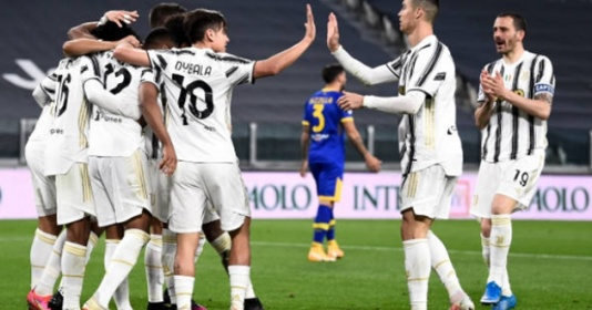 Quá hời hợt, Ronaldo đang trở thành vấn đề lớn với Juventus | Bóng Đá