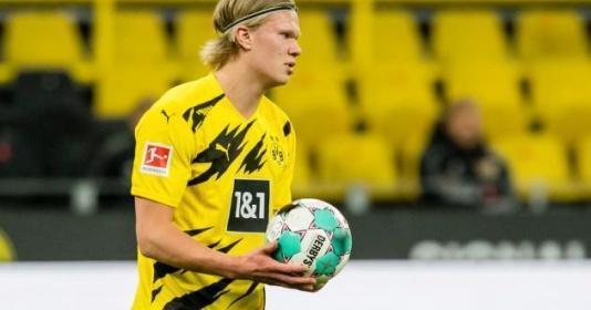 XONG! Giám đốc Dortmund chốt tương lai của Erling Haaland   Bóng Đá