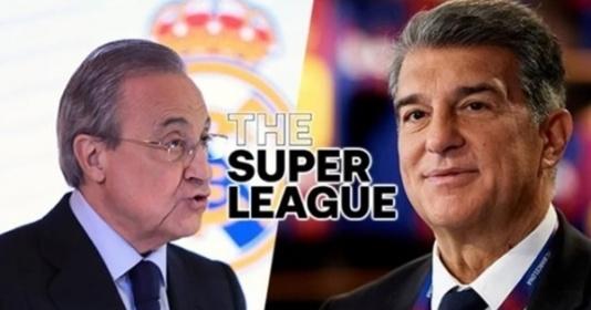 Barca - Real mong đổi đời nhờ European Super League | Bóng Đá