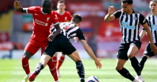 TRỰC TIẾP Liverpool vs Newcastle: Kh