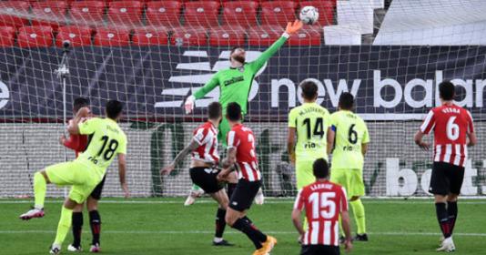 Thua đau Bilbao, Atletico Madrid lỡ cơ hội bứt tốp với Real và Barca   Bóng Đá