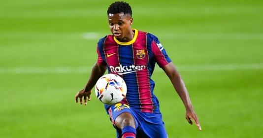 Barca trói chân truyền nhân Messi, điều khoản giải phóng 400 triệu   Bóng Đá
