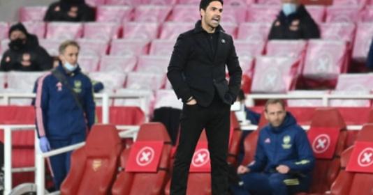 Lộ ứng viên thay Arteta nếu Arsenal thất bại ở Europa League | Bóng Đá