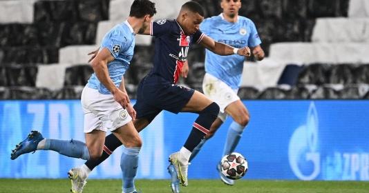 5 điểm nhấn PSG 1-2 Man City: Sai lầm chết người; Siêu sao tàng hình! | Bóng Đá
