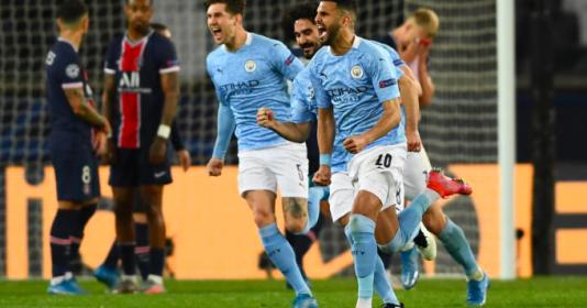 Trừng phạt sai lầm, Man City diệt gọn PSG đặt một chân vào chung kết | Bóng Đá