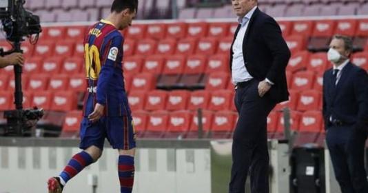 Thất thủ trước Celta Vigo, Barcelona