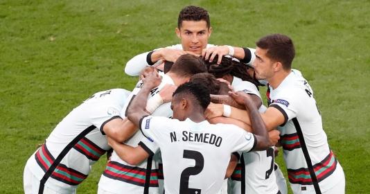 10 thống kê Hungary 0-3 Bồ Đào Nha: Ngả mũ trước Ronaldo! | Bóng Đá