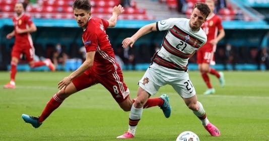 3 sai lầm của HLV Fernando Santos ở trận Hungary 0-3 Bồ Đào Nha | Bóng Đá