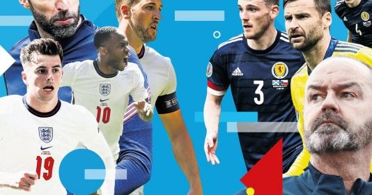 Anh vs Scotland: Tam Sư đoạt vé vào vòng knock-out? | Bóng Đá