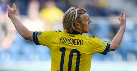 TRỰC TIẾP Thụy Điển 1-0 Slovakia (H2): Forsberg mở tỷ số | Bóng Đá