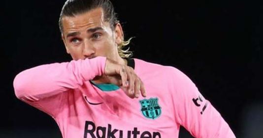 Griezmann công khai muốn đến 1 nơi sau khi hết hợp đồng với Barca | Bóng Đá