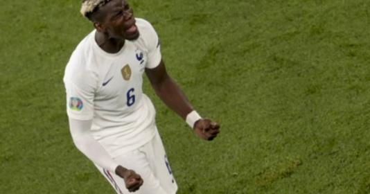 Để tóc giống áo Juventus, Pogba lên