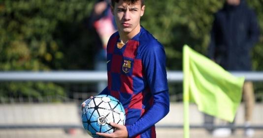 Cựu ''thần đồng'' Barca hạnh phúc khi ký hợp đồng chuyên nghiệp với M.U | Bóng Đá
