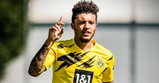 Borussia Dortmund tìm kiếm phương án thay thế Jadon Sancho  | Bóng Đá