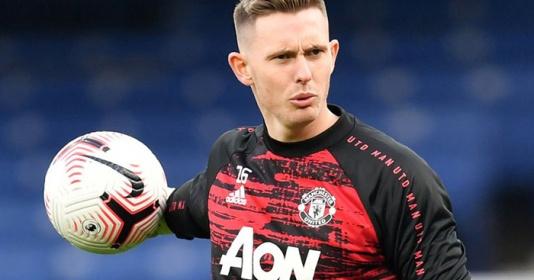 Luke Chadwich khuyên Man United trao đổi Henderson với Haaland, Sancho | Bóng Đá
