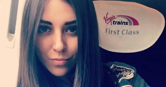 Francesca Cormanni - Vị hôn thê cực xinh đẹp của sao Man Utd   Bóng Đá