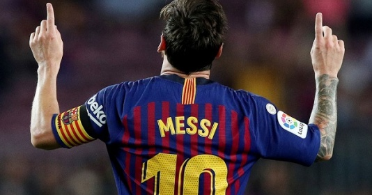 Eto''o: Việc Barca phụ thuộc vào Messi là điều ...quá bình thường   Bóng Đá