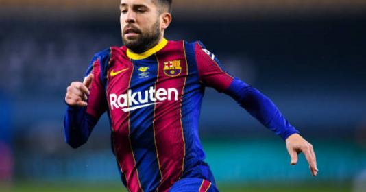 Jordi Alba: Barca không xứng đáng phải nhận thất bại nghiệt ngã này | Bóng Đá