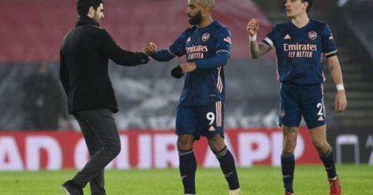 ''Phục hận'' Southampton, Arteta chỉ ra sự tiến bộ lớn của Arsenal | Bóng Đá